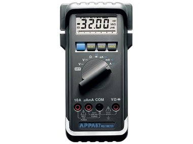 DIGITALE ZAKMULTIMETER APPA® 67 (APPA67)