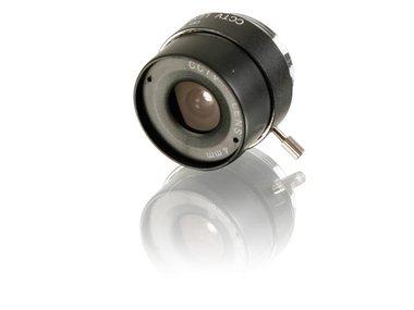 CCTV GROOTHOEKLENS 4mm / f2.0 (CAML24)