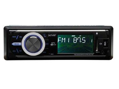 CAU-438 - FM/AM-AUTORADIO MET RDS (DV-20102)