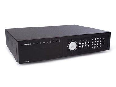 HD CCTV REAL-TIME HYBRIDE-VIDEORECORDER - 16-KANALEN - PUSH VIDEO/STATUS - EAGLE EYES - IVS - NVR (DVR16T2)