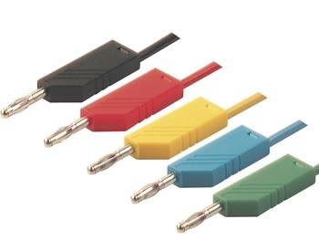 MEETSNOER 4mm 150cm / ZWART (MLN SIL 150/1) (HM934093100)