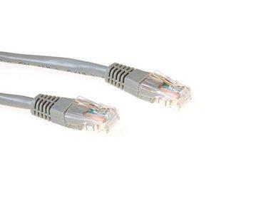 EWENT - U/UTP-NETWERKKABEL / 1.5 m / GRIJS / M-M (IM6051)
