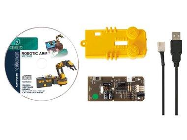 USB-INTERFACE VOOR ROBOTARM KSR10 (KSR10/USBN)