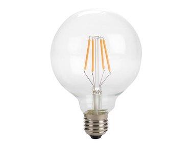 RETRO LED-GLOEILAMP - G95 - 4 W - E27 - INTENS WARMWIT (LAL1B3PN)