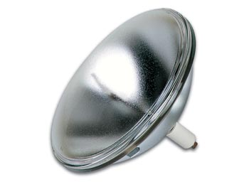 HALOGEENLAMP GENERAL ELECTRIC 500W / 230V, PAR64, GX16D, WFL, 2700K, 2000h (LAMP500P64WFL)