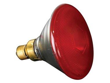 SYLVANIA HALOGEENLAMP 80 W / 240 V, PAR38, E27, FL 30°, ROOD (LAMP80P38SR)