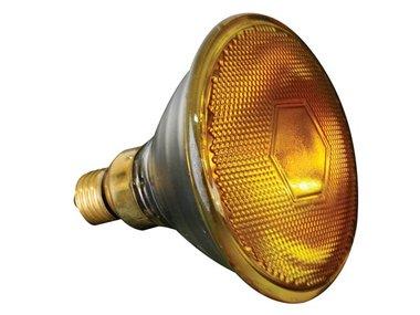 SYLVANIA HALOGEENLAMP 80 W / 240 V, PAR38, E27, FL 30°, GEEL (LAMP80P38SY)