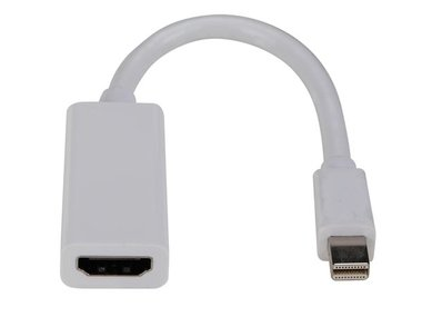 MINI DISPLAYPORT NAAR HDMI® ADAPTER - 17 cm - M/V (MDPHDMI)