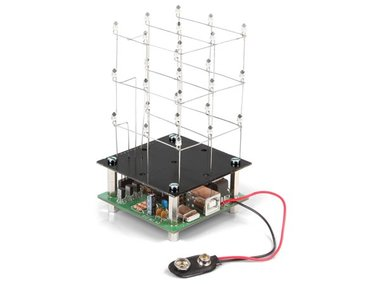 3D LED-KUBUS - 3 x 3 x 3 (MK193)