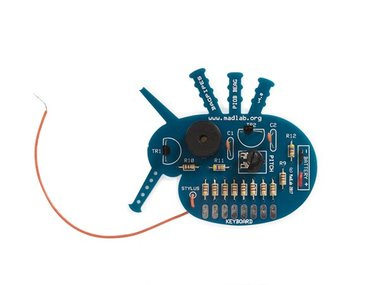 MADLAB ELECTRONIC KIT - BAGPIPES (MLP104)