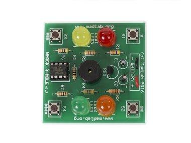 MADLAB ELECTRONIC KIT - WHACK A MOLE (MLP111)