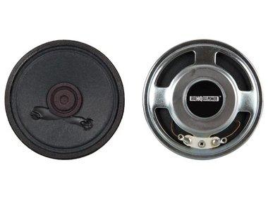 MINI LUIDSPREKER - 2W / 8 ohm - Ø 66mm (MLS3)
