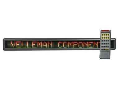 VEELKLEURIGE LICHTKRANT - 7 x 120 LEDS (MML24CN)