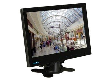 LCD-MONITOR - 10 - VGA - 16:9 (MON10T1)