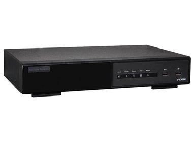 IP-NETWERK-VIDEORECORDER - HD - 4 KANALEN - EAGLE EYES - ETS - SWITCH POE - 1.3 MP (NVR3)