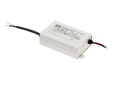 LED-DRIVER MET CONSTANTE STROOM - DIMBAAR - 1 UITGANG - 350 mA - 25 W (PCD-25-350B)