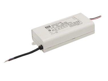LED-DRIVER MET CONSTANTE STROOM - DIMBAAR - 1 UITGANG - 700 mA - 40 W (PCD-40-700B)