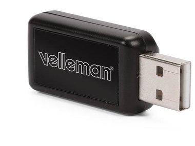 USB 2.0 - Micro USB 2-in-1 SD-/microSD-KAARTLEZER (PCUSBGO1)