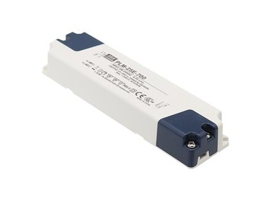 LED-DRIVER MET CONSTANTE STROOM - 1 UITGANG - 350 mA - 25 W (PLM-25E-350)
