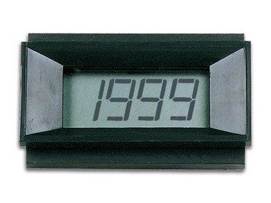 DIGITALE LCD PANEELMETER  - 9VDC (PMLCD)