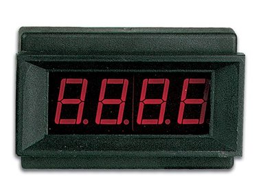 DIGITALE LED-PANEELMETER  - 5 VDC (PMLED/5)