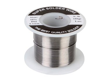 SOLDEER Sn 60% Pb 40% - 0.6 mm 100 g (SOLD100G6)