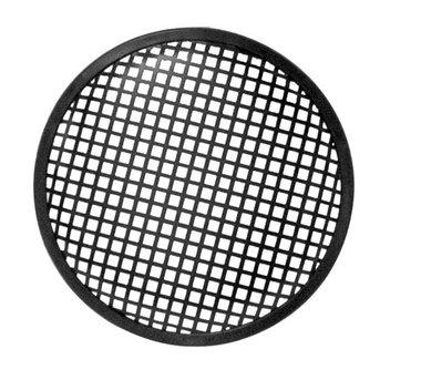 ZWART METALEN LUIDSPREKERROOSTER, 20.3cm (VDAC33)