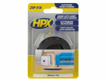 HPX - KLITTENBAND (HAKEN) - 20mm x 1m + KLITTENBAND (LUSJES) - 20mm x 1m (VDLHPXZF2005L/H)