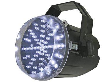 WITTE LEDSTROBOSCOOP - 60 LEDS (VDLL60ST)