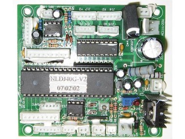 PCB 1 FOR VDP401GLD7 (VDP401GLD7/SP4)