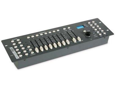 192-KANAALS DMX CONTROLLER MET JOYSTICK (VDPC174)