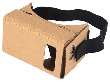 3D VIRTUAL REALITY VIEWER VOOR SMARTPHONE - MAX. AFMETINGEN 7.5 x ca. 15 cm (2.95 x ca. 5.73) (VR-GEAR)