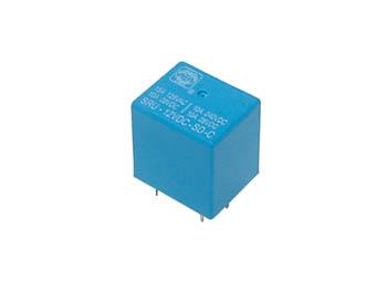 MINIATUUR RELAIS 15A/28VDC-125VAC 7A/220VAC 1 x WISSEL 12Vdc (VR15M121C)