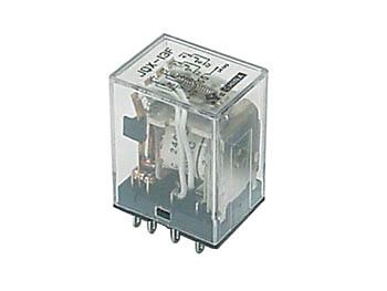 KRACHTIG RELAIS 3A/28VDC-220VAC 4 x WISSEL 24Vdc (VR3HD244C)