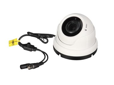 MULTIPROTOCOL-CAMERA - HD-TVI / CVI / AHD / ANALOOG - GEBRUIK BUITENSHUIS - DOME - VARIFOCALE ZOOM - 1080P - WIT (CAMTVI8WN2)