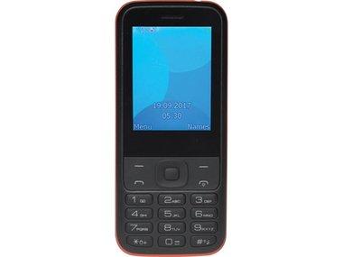 FAS-24100M - MOBIELE TELEFOON MET 2.44 SCHERM EN DUBBELE SIMKAART (DV-10104)