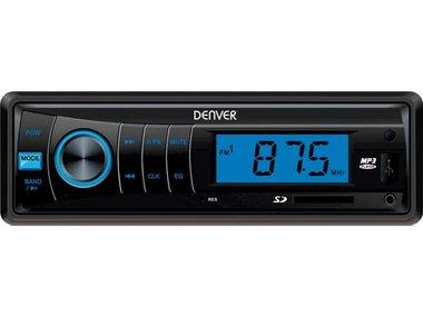 CAU-440 - FM-AUTORADIO MET MP3 (DV-30150)