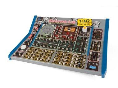 KIT MET ELEKTRONICAPROJECTEN - 130-in-1 (EL1301)