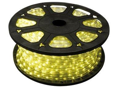 LED-LICHTSLANG - 45 m - GEEL (HQRL45006)