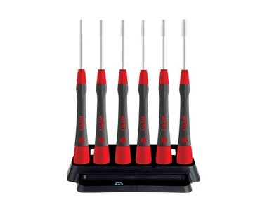 Wiha Fine screwdriver set PicoFinish® Hex nut driver, 6 pcs. with holder  (42994) (WH42994)