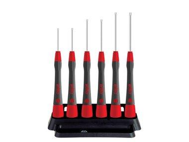 Wiha Fine screwdriver set PicoFinish® TORX®, 6 pcs. with holder  (42996) (WH42996)