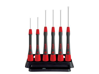 Wiha Fine screwdriver set PicoFinish® TORX®, 6 pcs. with holder  (42997) (WH42997)