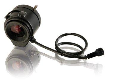 CCTV LENS MET AUTOMATISCHE IRIS 4mm / f1.4 (CAML1B)