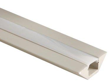MDF PROFIEL VOOR LEDSTRIPS - 45° - 1m (CHLMP2)