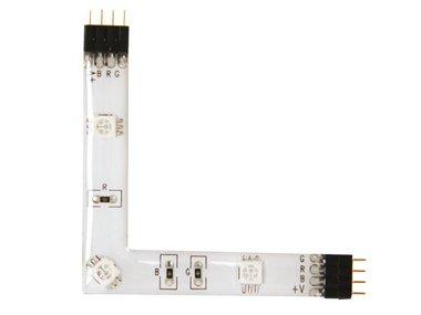 WEERBESTENDIGE FLEXIBELE LEDMODULE - RGB - 3 LEDS - HAAKS (CHLS82)