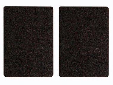 VILTTAPE - RECHTHOEKIG 68 mm x 95 mm - 2 st. (DTF7)
