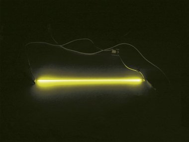 KOUDE-KATHODE FLUO LAMP, GEEL (FLY)