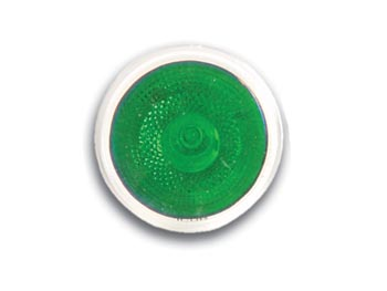 DICHROISCHE MR16 LAMP VOOR VDL504DSL - GROEN (LAMP504G)