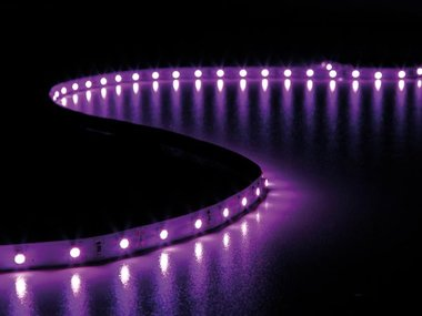 FLEXIBELE LED STRIP - ROZE - 300 LEDs - 5 m - 24 V (LQ24N130P)