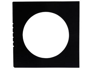 FILTERFRAME VOOR PAR46 - ZWART (VLP46B/FF)